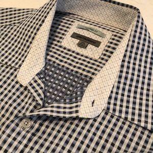 Men's XXL tailored fit shirt